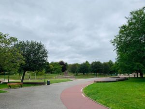parc des Sarrazins